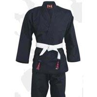 Karate Uniform Black FHA-2407