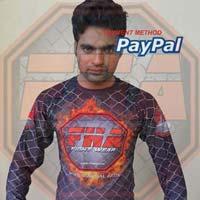 Rash Guard Full Sleeve FHA-70101