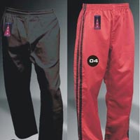Seprate Trousers (Judo, Karate, Jiujitsu)