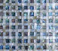 Mother Of Pearl Designer Tile