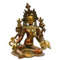 Brass Tara Statues