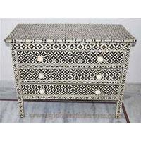 Bone Inlay Furniture-10
