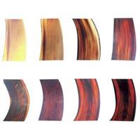 Buffalo Horn Plates