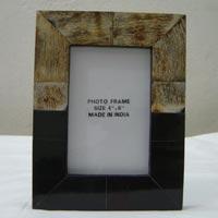 Horn & Bone Photo Frame 01