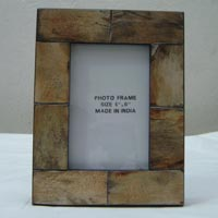 Horn & Bone Photo Frame 04