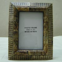 Horn & Bone Photo Frame 10