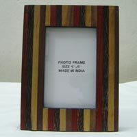 Horn & Bone Photo Frames