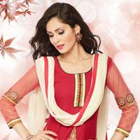 Cotton Designer Salwar Kameez