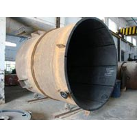 Rubber Lining of Vessels