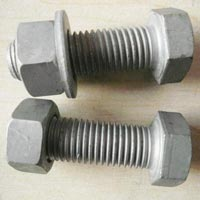 Hot Dip Galvanized Bolts Nuts Washers and Spring Washer