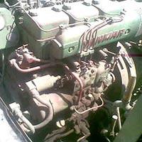 Marine Emergency Diesel Generator 01