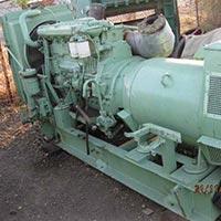 Marine Emergency Diesel Generator 02