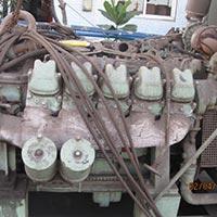 Marine Emergency Diesel Generator 03