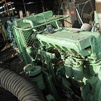 Marine Emergency Diesel Generator 04