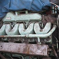 Marine Emergency Diesel Generator 05