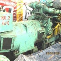 Marine Emergency Diesel Generator 06