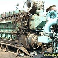 Marine Diesel Engine 06