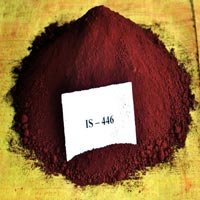 Red Iron Oxide Powder (ISC-446)