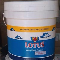 Plastic Emulsion Paint