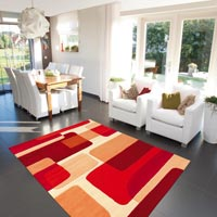 Hand Tufted Carpet 06