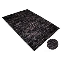 Sheep Hair Carpets (Black)