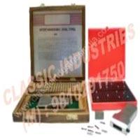 Steel & Brass Letter Punch