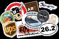 Customized Vinyl Labels