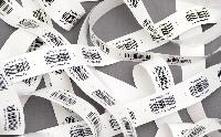 Garment Barcode Stickers