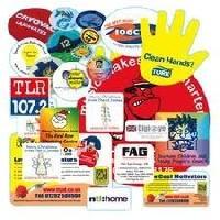 Multi Coloured Labels