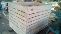 Big Wooden Bins