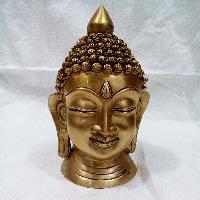 Brass Buddha Statue 03