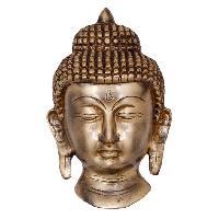 Brass Buddha Statue 05