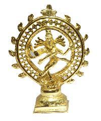 Brass Nataraja Statue 02