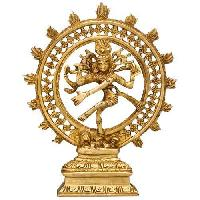 Brass Nataraja Statue 03
