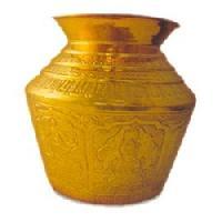 Brass Pot 02