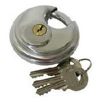 Round Pad Locks 03