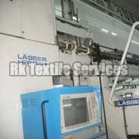 Used Laser SCHIFFLI Embroidery Machine