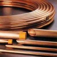 Copper Plumbing Tubes