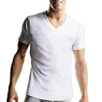 Mens V Neck T-Shirt 02