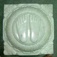 Marble Sai Baba Charan Paduka
