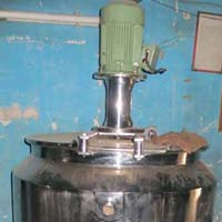 Homogenizer Mixing Machine