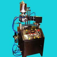 Semi Automatic Tube Sealing Machine