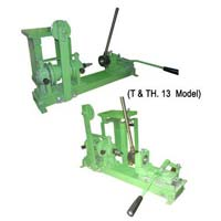 Tapping and Threading Machine