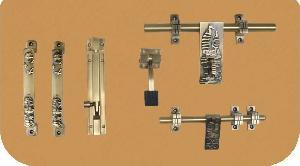 Aluminium Antique Door Kit 03