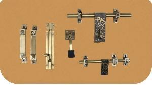 Aluminium Antique Door Kit 05