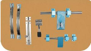 Aluminium Deluxe Door Kit 02