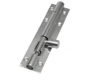 Aluminium Plain Tower Bolts With Aluminium Rod (003)