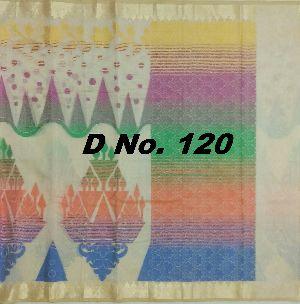 120 Designer Supernet Saree