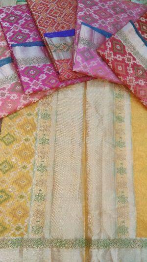 Multi colour Designer Sarees