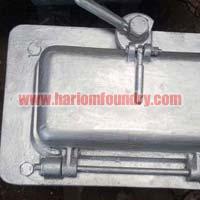 Boiler Inspection Door